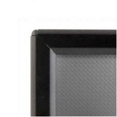 14mm Opti Frame - Free Standing - Black - A4